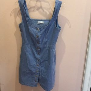 Urban outfitters corduroy dress worn once